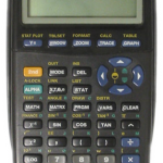 Variance on a TI-83