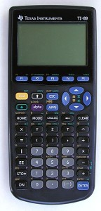 Exponential Regression on the TI-89