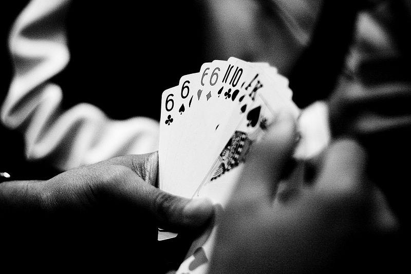 6 card bingo blackout probability distribution