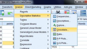 How to Perform a Chi Square Test in SPSS.