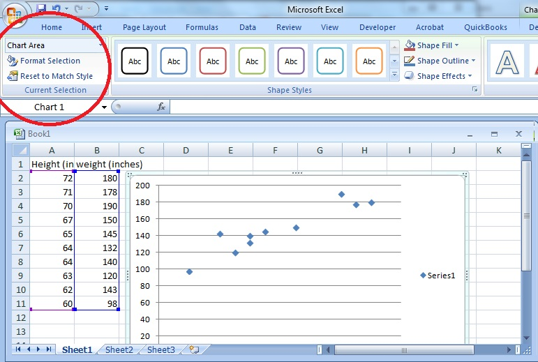 how to put equations in excel 2013
