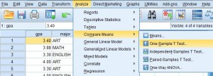 t test in spss 1