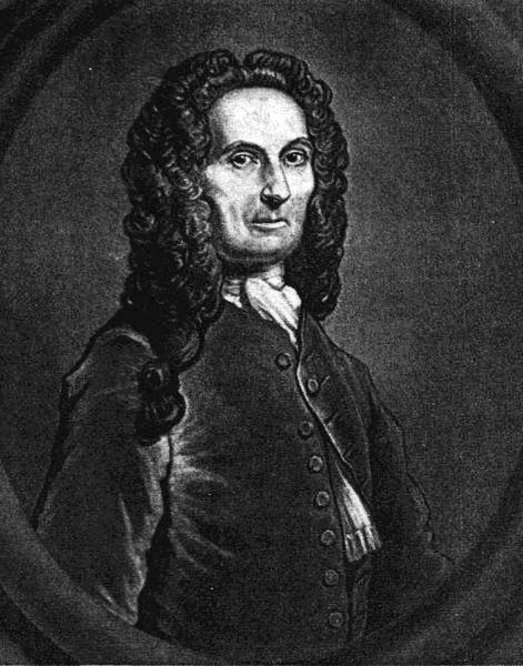 Portrait of Abraham de Moivre, c.1736