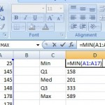 box and whiskers chart in excel