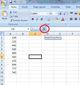 variance in excel 2