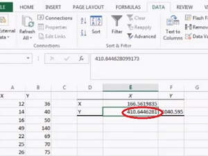 covariance in excel 2013