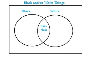 Draw a venn diagram in statistics easy steps draw a venn diagram of a b ccuart Choice Image