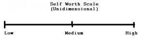 unidimensionality
