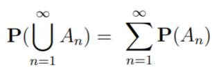 probability measure