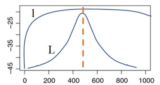 log likelihood function